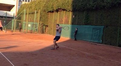 """Photo of Tennis Court Тенісні корти - СК """"Спартак"""" at Вул. Єфремова, Львів, Ukraine"""