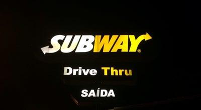 Photo of Sandwich Place Subway (Drive Thru) at Passarela Do Caranguejo, Aracaju, Brazil