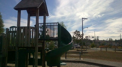 Photo of Playground Jim Lorimer Park at 2500 Gilmore, Burnaby, BC, Canada