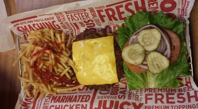 Photo of Burger Joint Smashburger at 806 Avenida Pico, San Clemente, CA 92673, United States