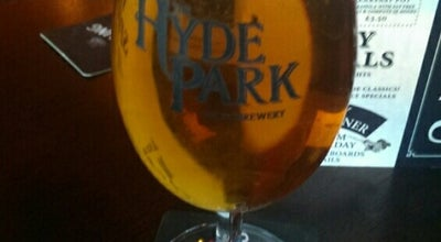 Photo of Pub The Hyde Park at 88 Mutley Plain, Plymouth PL4 6LG, United Kingdom