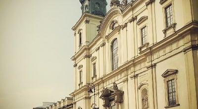 Photo of Church Kościół Św. Krzyża at Krakowskie Przedmieście 3, Warszawa 00 - 047, Poland