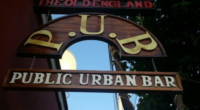 Photo of Bar The Old England Pub at Calle José Vicente Villada, Metepec 52140, Mexico