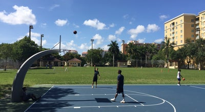 Photo of Playground Phillips Park Coral Gables at Miami, FL 33134, United States
