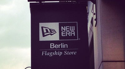 Photo of Clothing Store New Era Flagship Store: Berlin at An Der Spandauer Brücke 7, Berlin 10178, Germany