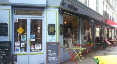 Photo of Grocery Store Le Village at 25 Rue Bouchardon, Paris 75010, France