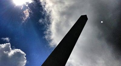 Photo of Monument / Landmark Долгоруковский обелиск at Симферополь, Ukraine