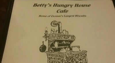 Photo of Breakfast Spot Betty's Hungry House Cafe at 400 S Fairplay St, Seneca, SC 29678, United States