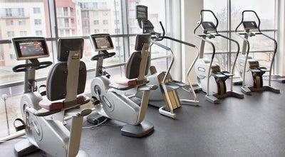 Photo of Gym / Fitness Center Atletika Fitness [Zolitude] at Anniņmuižas Iela 17, Riga LV-1029, Latvia
