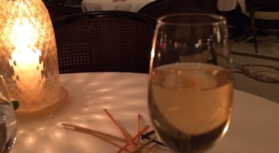 Photo of Italian Restaurant ORO restaurant at Cipriani Hotel at Italy