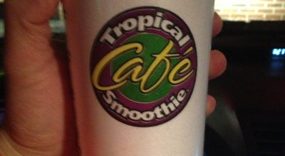 Photo of Cafe Tropical Smoothie Cafe Leesburg & Purcellville at 506 E Market Street, Leesburg, VA 20176, United States