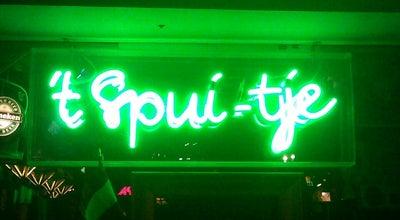 Photo of Bar Café 't Spui-tje at Spuistraat 318, Amsterdam 1012 VX, Netherlands