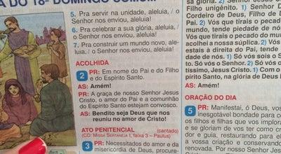 Photo of Church Igreja Nossa Senhora das Graças at Abrigo Sagrado Coração De Jesus, Sobral, Brazil