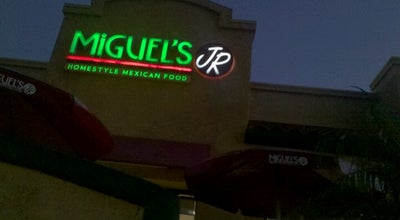 Photo of Mexican Restaurant Miguel's Jr at 1570 W 6th St, Corona, CA 92882, United States