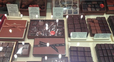 Photo of Dessert Shop La Maison du Chocolat at Shop 2006, 2/f, Ifc Mall, 8 Finance St, Central, Hong Kong