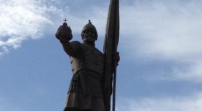 Photo of Monument / Landmark Памятник Ермаку at Пл. Ермака, Новочеркасск, Russia