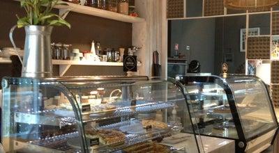 Photo of Coffee Shop Cachito Mío Quiches & Tartas at Guanajuato 138, México 06700, Mexico