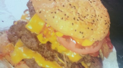 Photo of Burger Joint Texx Big Burger at 14783 108 Ave, Surrey, Br V3R 1V9, Canada