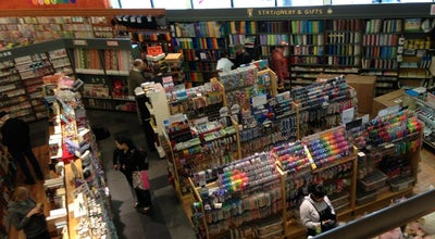 Photo of Bookstore Kinokuniya Book Store at 525 S Weller St, Seattle, WA 98104, United States