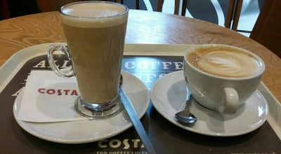 Photo of Coffee Shop Costa Coffee at Chineham Shopping Centre, Basingstoke RG24 8BQ, United Kingdom