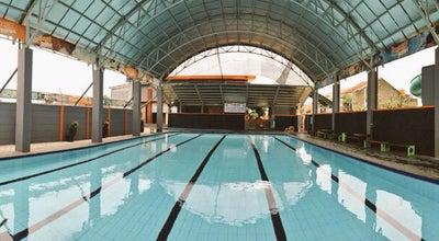 Photo of Pool Panghegar Water Boom at Jl. Mengger Tengah No. 37, Bandung, Indonesia