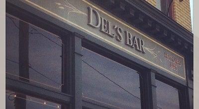 Photo of Italian Restaurant Del's Bar & Ristorante DelPizzo at 4428 Liberty Ave, Pittsburgh, PA 15224, United States