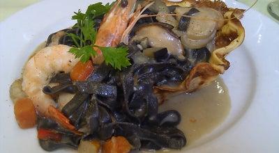 Photo of Italian Restaurant Il Piccolo at R. Virxe Do Camiño, 16, Pontevedra 36003, Spain