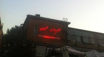 Photo of Cafe 爱持咖啡 At Cafe at 酒仙桥4号798艺术区七星路, 北京市, 北京, China
