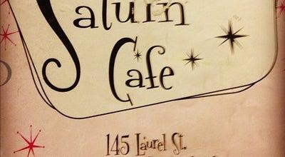 Photo of Vegetarian / Vegan Restaurant Saturn Cafe at 145 Laurel St, Santa Cruz, CA 95060, United States