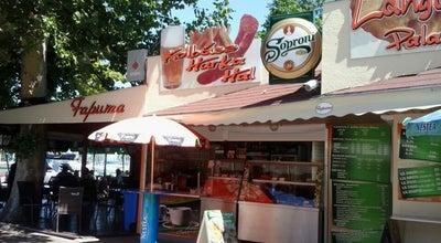 Photo of Fast Food Restaurant Fapuma at Somogyi Béla Utca, Balatonföldvár 8623, Hungary