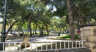 Photo of Park Parque Pignatelli at Paseo Cuellar, Zaragoza, Spain