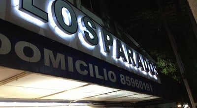 Photo of Taco Place Los Parados at Monterrey 333, Cuauhtémoc 06700, Mexico