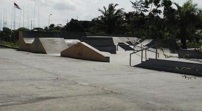 Photo of Skate Park Mandau International Skatepark at Komplek Tennis Balikpapan, Balikpapan, Indonesia