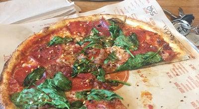 Photo of Pizza Place Blaze Pizza at 3311 Preston Rd, Frisco, TX 75034, United States