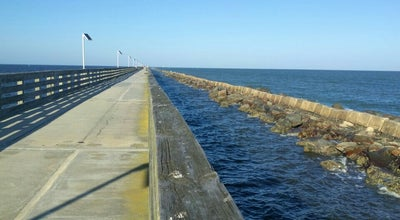 Photo of Beach Fort Clinch Pier at 2601 Atlantic Ave, Fernandina Beach, FL 32034, United States