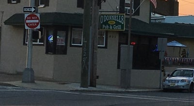Photo of Bar O'Donnell's bar and Grille at 401 N Broadway, Gloucester City, NJ 08030, United States