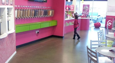 Photo of Ice Cream Shop CherryBerry Yogurt Bar at 1340 E Hillside Dr., Broken Arrow, OK 74012, United States