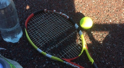 Photo of Tennis Court Kaarinan Uimahallin Tenniskenttä at Finland