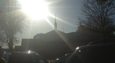 Photo of Church Infant of Prague Catholic Church at 501 Bordeaux St, Jacksonville, NC 28540, United States