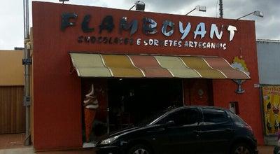 Photo of Dessert Shop Sorveteria Flamboyant at Jataí 75804-243, Brazil