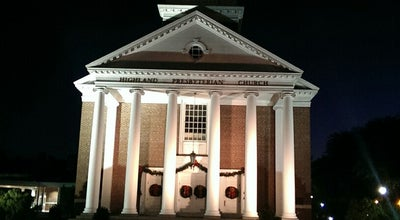 Photo of Church Highland Presbyterian Church at 111 Highland Ave, Fayetteville, NC 28305, United States