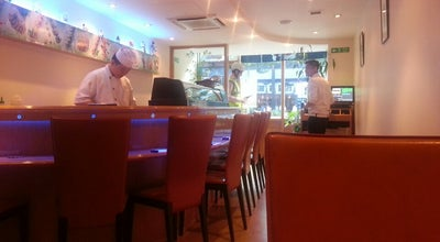 Photo of Sushi Restaurant Sasa Sushi at 422 St. John St, London EC1V 4NJ, United Kingdom