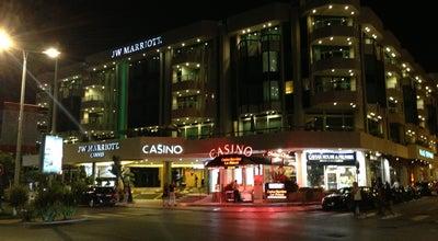 Photo of Casino Les Princes Casino Barrière at Boulevard De La Croisette,, Cannes, France