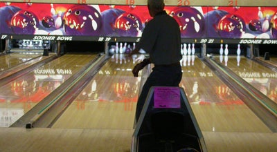 Photo of Bowling Alley Sooner Bowling Center at 550 24th Ave Nw, Norman, OK 73069, United States