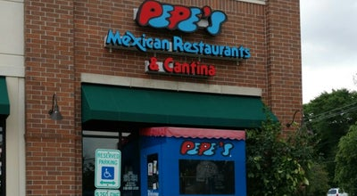 Photo of Mexican Restaurant Pepe's Mexican Restaurant at 920 N Bridge St, Yorkville, IL 60560, United States