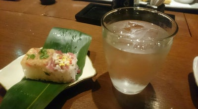 Photo of Sake Bar 創食厨房 橋本屋 at 旅篭町2-2-25, 山形市 990-0047, Japan