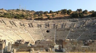 Photo of Historic Site Antik Tiyatro at Bodrum - Turgutreis Yolu, Muğla 48400, Turkey