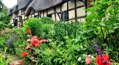 Photo of Historic Site Anne Hathaway's Cottage at 22 Cottage Lane, Stratford-upon-Avon CV37 9HH, United Kingdom