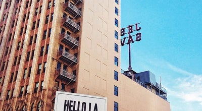 Photo of Hotel Ace Hotel Downtown Los Angeles at 929 S Broadway, Los Angeles, CA 90015, United States