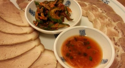 Photo of Korean Restaurant 평가옥 (平家屋) at 분당구 느티로51번길 9, 성남시 13610, South Korea